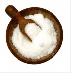 Coupelle de sel fin